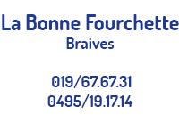Logo La Bonne Fourchette